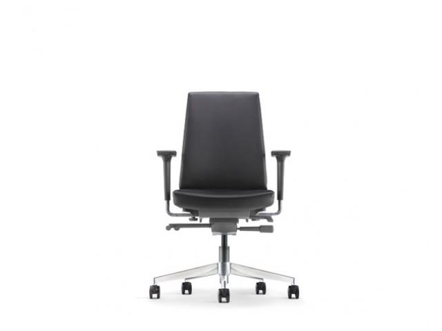 BP-CV6110L-16D98 Clover High Back Chair (PU)