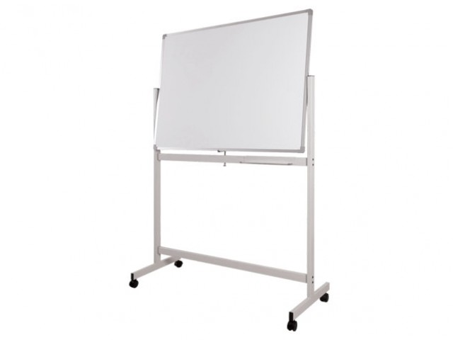 WB-DMS23 Mobile Double Sided White Board