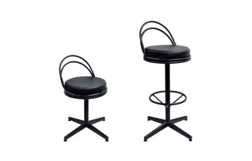 LT-EBS-01BA Bar Stool