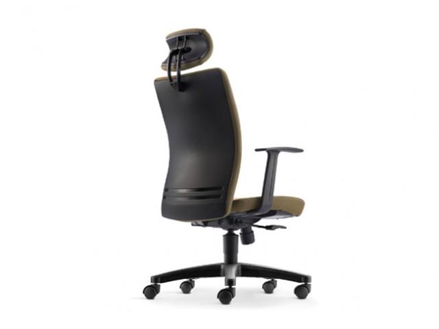 BP-ER5510F-30A60 Ergo High Back Chair (Fabric)