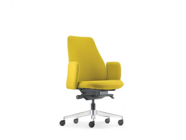 BP-EV6410F-16A77 Eve High Back Chair (Fabric)