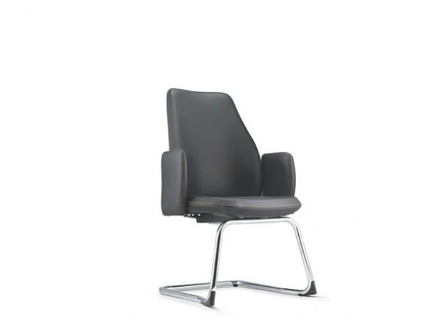 BP-EV6410L-16A77 Eve High Back Chair (PU)