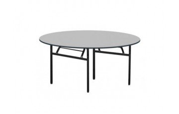 T-VFO40N Foldable Round Table