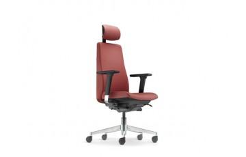 BP-HG6210L-16D98 Hugo High Back Chair (PU)