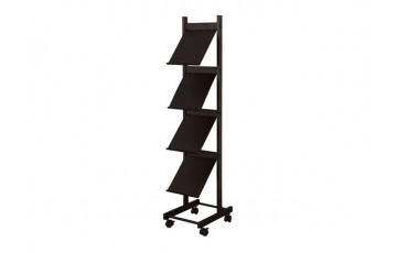 WB-LT333B Newspaper & Magazine Rack