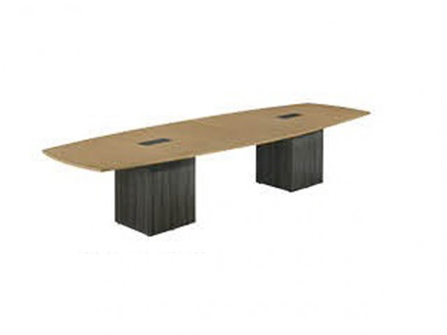 MP3 BS3612 Boat Shape Conference Table