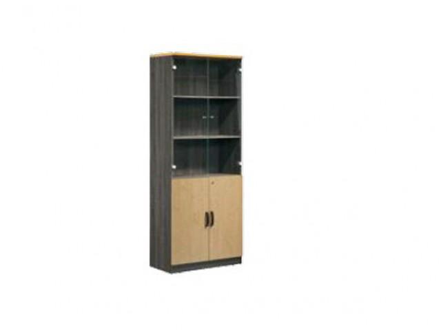 MP3-8042GD Book Shelf With Glass Door