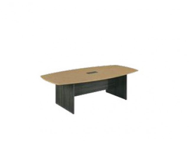 MP3 BS2412 Boat Shape Conference Table