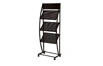 WB-MR1528 Newspaper & Magazine Rack