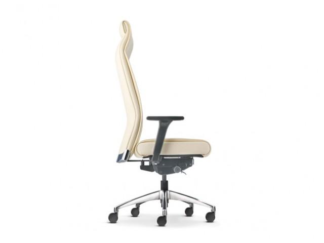BP-PG5110L-10D90 (PU) Pegaso High Back Chair