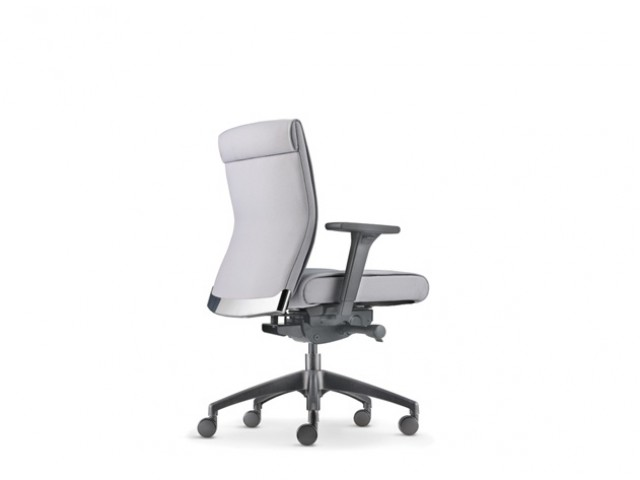BP-PG5110F-20D90 (FABRIC) Pegaso High Back Chair
