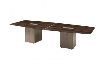 PX7-BS3612 Boat Shape Conference Table