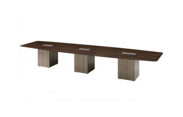 PX7-BS4812 Boat Shape Conference Table