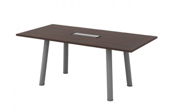 T-QVC18 Rectangular Conference Table