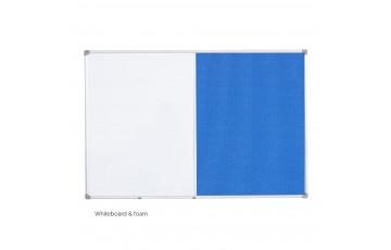 WB-DUF23 Dual Board (Whiteboard + Foam Board)
