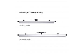 WB00 Plan Hangers Clamp