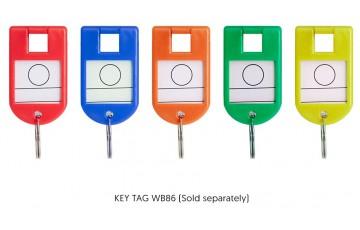 WB-WB87 Key Tag