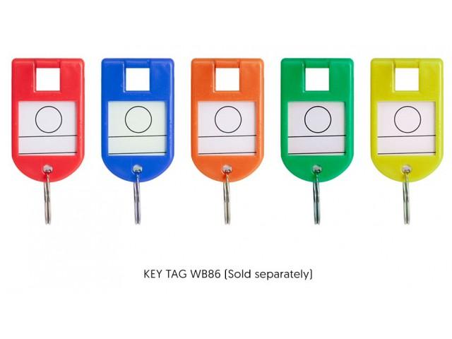 WB-WB86 Key Tag