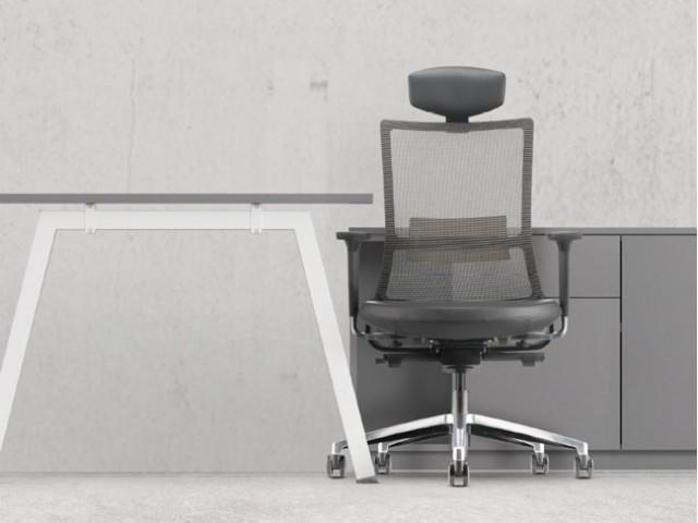 BP-RC8520L-18D98 (MESH) Royce High Back Chair