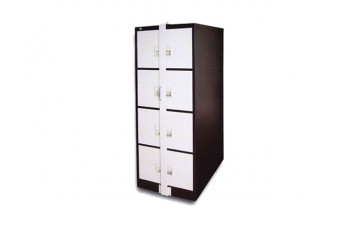 EI-S106/ABLB 4 Drawer Filing Cabinet With Locking Bar