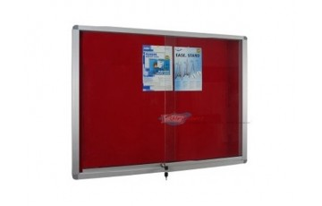 WB-FG23 Foam Board-Sliding Glass Aluminium Frame
