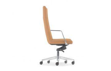 BP-SM6510L-16S54 Smarty High Back Chair (PU)