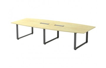 T-SQBB30 Boat Shape Conference Table