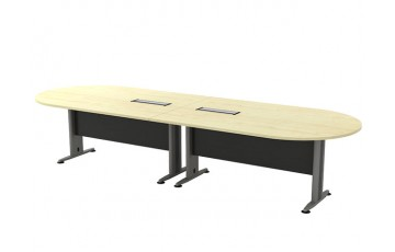 T-TIB36 Oval Conference Table